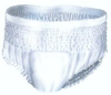 Prevail Disposable Protective Underwear - Small/Medium (Waist 32-44) / 80 Per Case (SKU: PV-512)